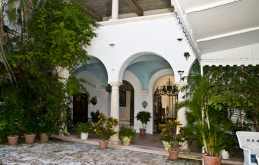 Gallery and Courtyard