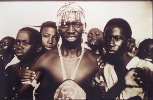 Senegal, a photograph by Laura Graham, 42 by 29 inches, priced at $3,400.