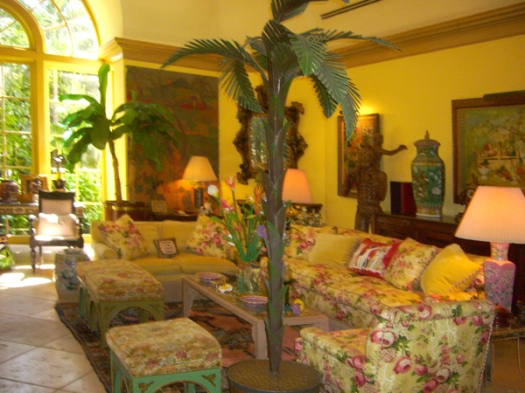 lilly pulitzer living room 2