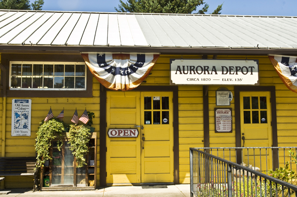 Aurora depot